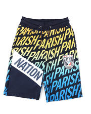 Parish - Parish Graphic Shorts (8-20)-2474230