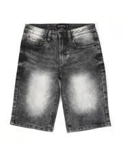 Southpole - Stretch Denim Shorts (8-18)-2474242