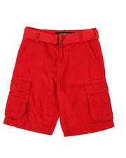 Southpole - Belted Cargo Shorts (8-18)-2474270
