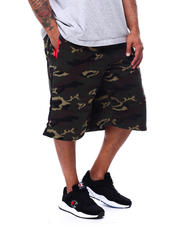 Akademiks - Fleece Shorts (B&T)-2477635