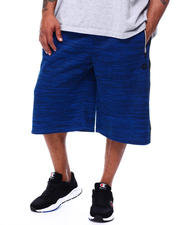 Akademiks - Tech Fleece Shorts (B&T)-2477640