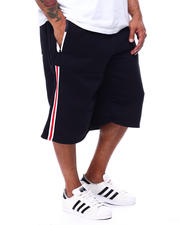 Akademiks - Fleece Shorts (B&T)-2477652
