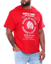 Hustle Gang - Over The Top T-Shirt (B&T)-2478018