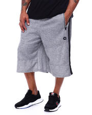 Akademiks - Tech Fleece Shorts (B&T)-2478390