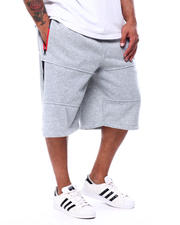 Akademiks - Fleece Shorts (B&T)-2478426