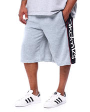 Akademiks - Fleece Shorts (B&T)-2478434