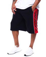 Akademiks - Fleece Shorts (B&T)-2478448