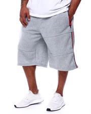 Akademiks - Fleece Shorts (B&T)-2478452