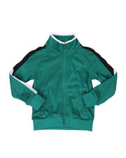 Jordan Craig - Hi Neck Color Block Track Jacket (2T-10)-2476432