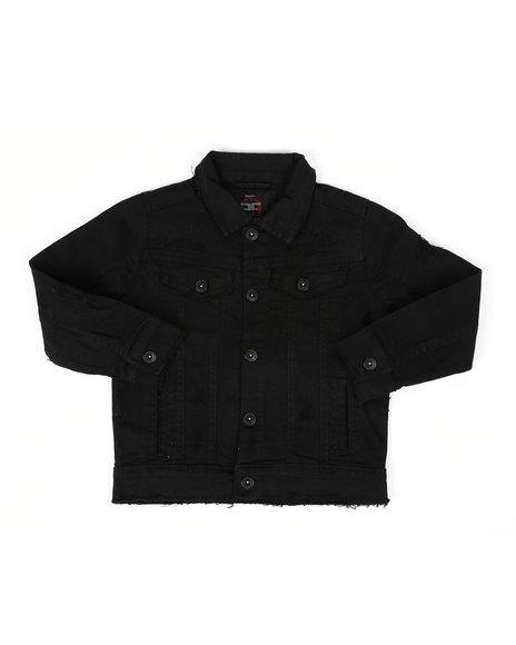 Jordan Craig - Denim Trucker Jacket (2T-7)
