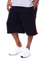 Akademiks - Fleece Shorts (B&T)-2477665