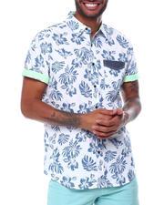 Men - Isleton SS Woven Shirt-2478680