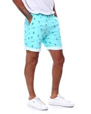 Spring-Summer-M - Anchor AOP Textured Short-2478738