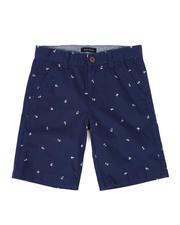 Nautica - Nautica Flat Front Shorts (8-20)-2477293