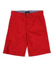 Nautica - Nautica Flat Front Shorts (8-20)-2477316