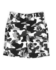 Timberland - Timberland Camo Utility Shorts (4-7)-2477974