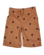 Timberland Logan Knit Shorts (8-20)