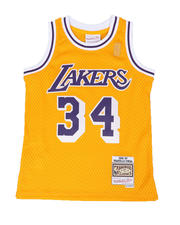 Mitchell & Ness - Swingman Jersey Los Angeles Lakers Home 1996-97 Shaquille O'Neal-2477365
