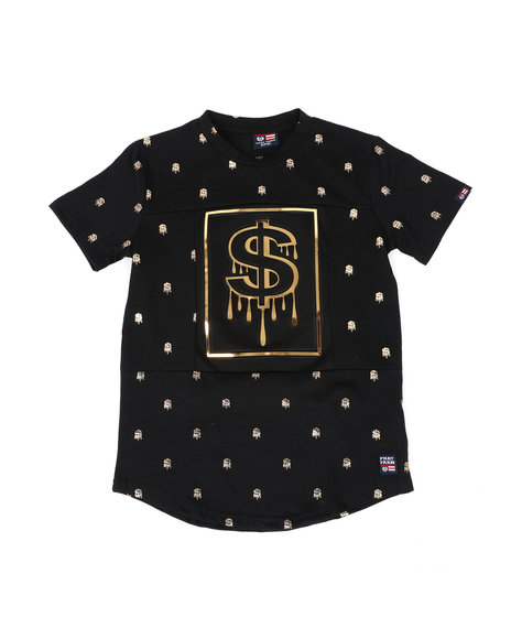 Phat Farm - All Over Print W/ Embossed Patch (8-18)