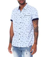 Mens-Holiday - Sausalito SS Woven Shirt-2478670