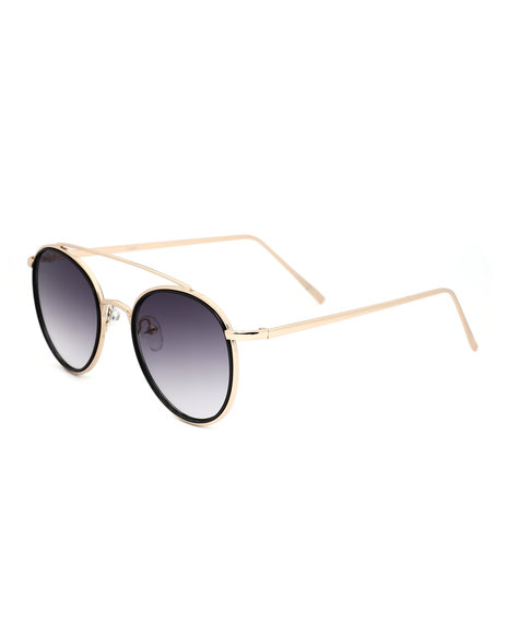 Buyers Picks - Round Metal Frame Sunglasses