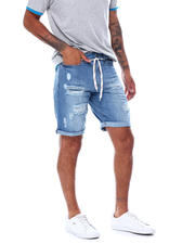 Buyers Picks - Distressed Vintage Denim Short-2478838