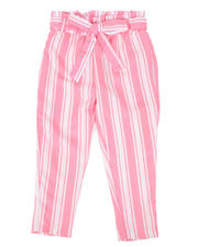 Sizes 4-6x - Kids - Paper Bag Waist Pants (4-6X)-2477748