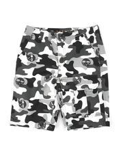 Timberland - Timberland Camo Utility Shorts (8-20)-2479020