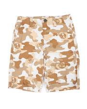 Timberland - Timberland Camo Utility Shorts (8-20)-2479031