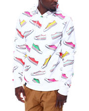 Hoodies - Sneaker AOP Hoodie-2478518