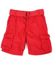 Southpole - Belted Cargo Shorts (4-7)-2479158
