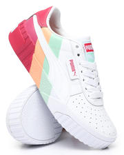 Puma - Cali Geometry Sneakers (4-7)-2480929