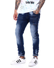 Jeans - Panel Seamed Stretch jean-2480410