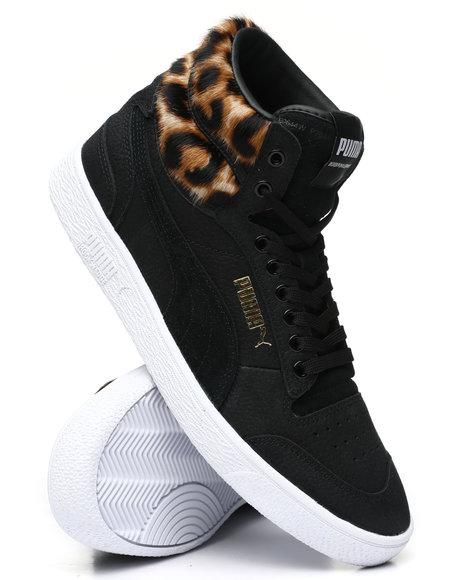 Puma - Puma x Ralph Sampson Mid Wild Sneakers