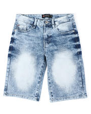 Southpole - Stretch Denim Shorts (8-18)-2474235