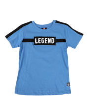 Southpole - Legend Chenille Patch Tee (4-7)-2479385