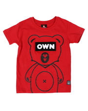 Southpole - Own Chenille Patch Bear Tee (4-7)-2479713