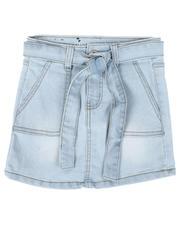 Bottoms - Denim Skirt (4-6X)-2481331
