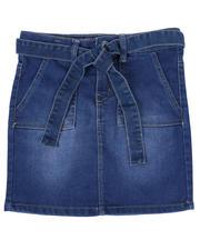 La Galleria - Denim Skirt (7-16)-2481346