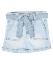 Girls - Denim Skirt (2T-4T)-2481361