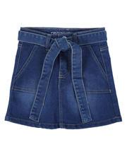 Girls - Denim Skirt (4-6X)-2481389