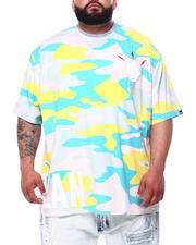 """Men - """"Master Plan"""" Chenille Patch S/S Tee (B&T)-2472295"""
