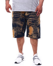Big & Tall - Rip & Repair Shorts (B&T)-2475950