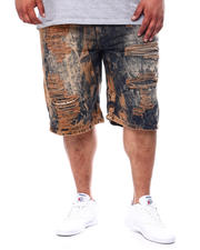 Shorts - Rip & Repair Shorts (B&T)-2476864