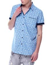 Mens-Holiday - Wildomar SS Woven Shirt-2481254