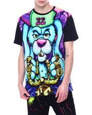 Hustle Gang - Hustle Hop Airbrush tee-2481659