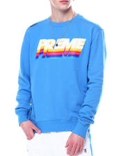 Stylist Picks - Logo Stacked Crewneck Sweatshirt-2481810