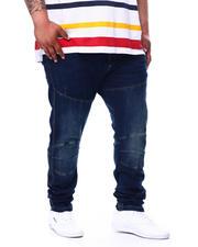 Big & Tall Faves - Justice Taper Slim Jeans (B&T)-2482016