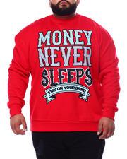 Sweatshirts & Sweaters - Money Never Sleep Sweatshirt (B&T)-2482386