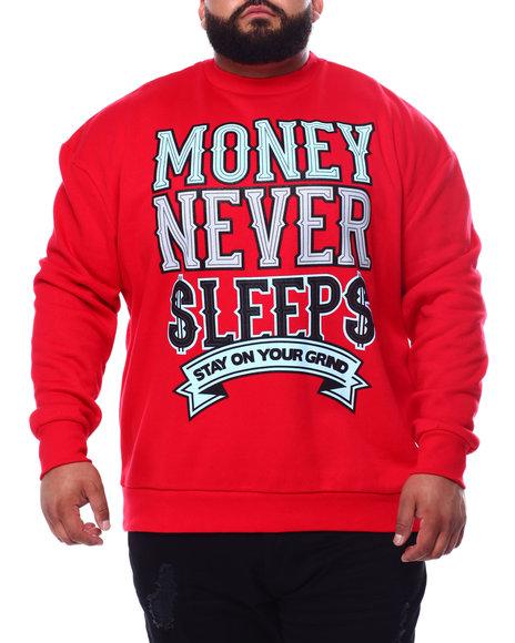 Buyers Picks - Money Never Sleep Sweatshirt (B&T)